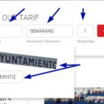 Cek Ongkir JNE Otomatis Keseluruh Indonesia 2018