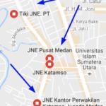 Alamat JNE Medan Maimun Dan Tracking Resi Pengiriman