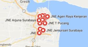 Alamat Jne Surabaya No Telp Dan Cek Ongkir Pengiriman