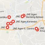 Agen JNE Cimone Tangerang Buka 24 jam Non Stop