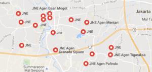 Alamat Jne Tangerang No Telp Dan Cek resi Pengiriman