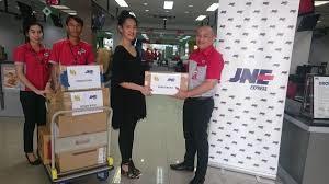 Cek Resi JNE Lombok