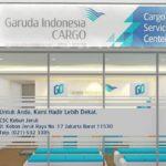 Alamat No Telp Cargo Garuda Medan dan Cek Resi