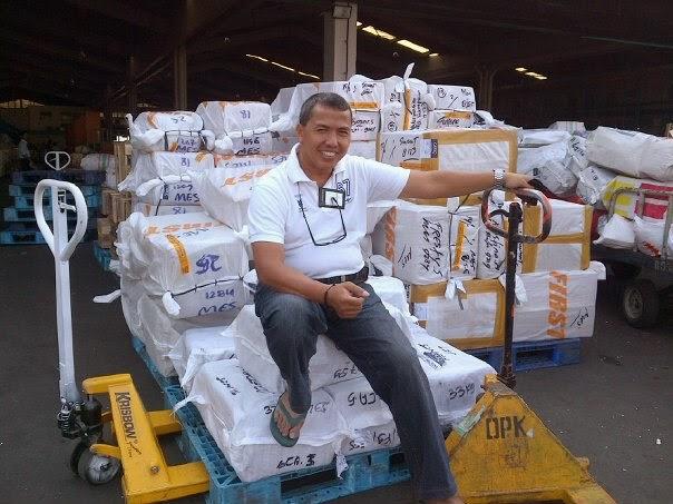 Citilink Cargo Surabaya, No TlpTracking Resi