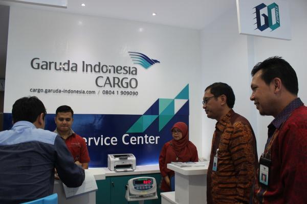 Garuda Cargo Service Center 24 Jam Non Stop