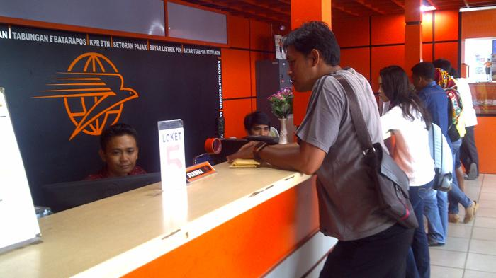 Cek Resi POS Kiriman Dari Surabaya