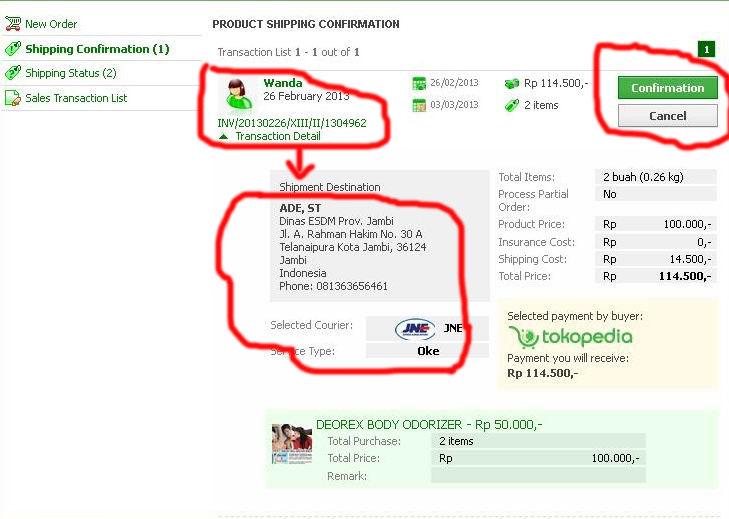Cara Cek Invoice Tokopedia Setelah Melakukan Pemesanan