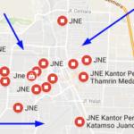 Alamat JNE Medan Kota Dan Tarif Ongkos Kirim