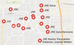 Alamat Jne Medan Pusat No Telp Dan Cek Tarif Ongkir Terbaru