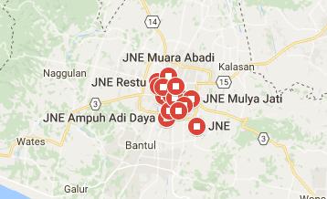 Jne Pusat Yogyakarta Alamat No Telp Terbarunya