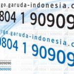 e-Cargo Garuda Track Shipment via HP 2018