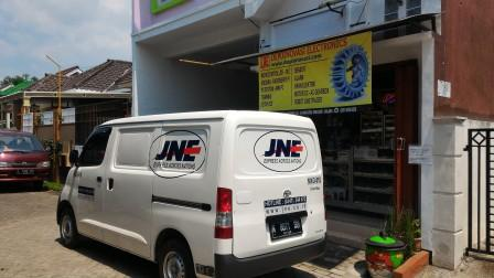 Cek Resi JNE Pick Up via HP