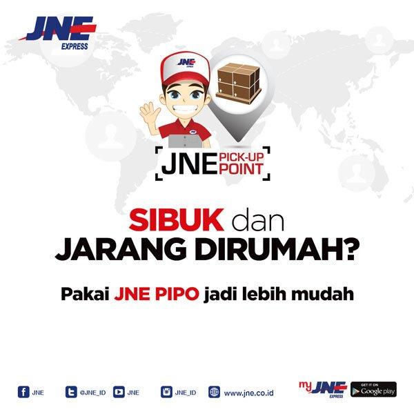 Layanan Pick Up JNE dan Syarat Order