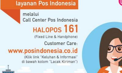 Cara Menghubungi Call Center Pos Indonesia 24 Jam