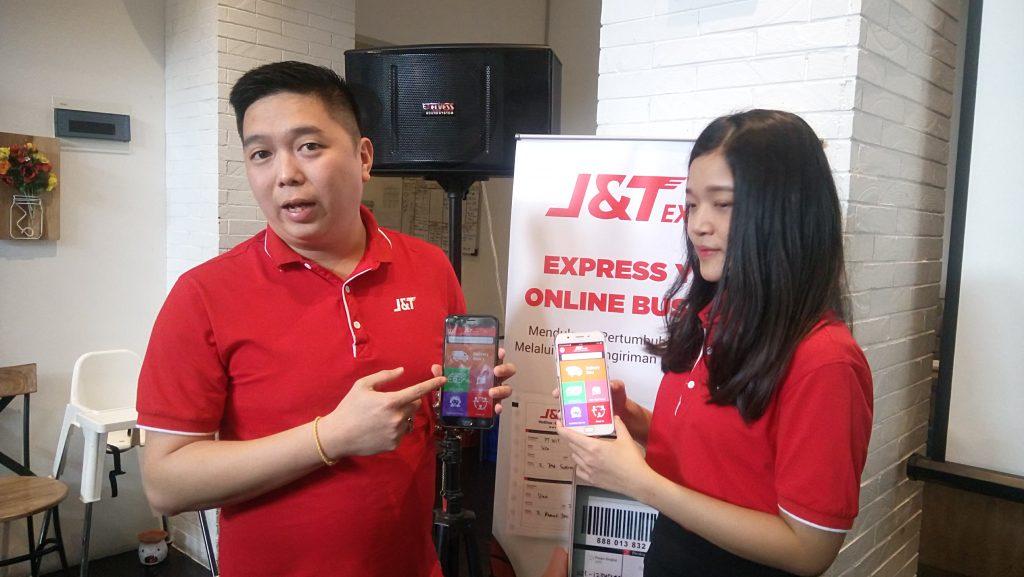 Cara Jemput Paket J&T di Gudang Terdekat