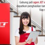 Cara Menjadi Agen JET Express Lengkap Syarat Wajib Berikut