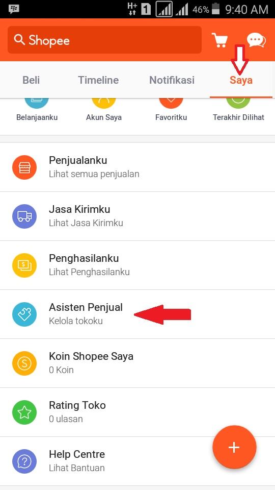 Begini Cara Membuat Username Shopee Paling Mudah