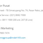 Komplain Menghubungi CS Indah Cargo Pusat
